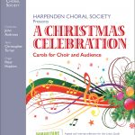 Christmas 2016 poster - Harpenden Choral Society